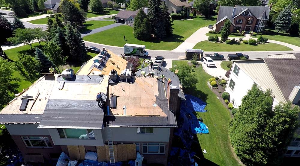 Roofing Contractors And Roof Repair Serving Metro Detroit Area