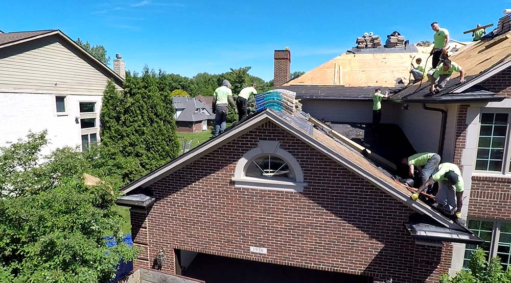 Roofing Contractor In Macomb Amp Oakland County Offering