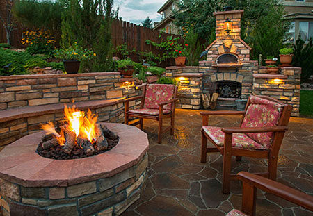 1046787 outdoor fireplace