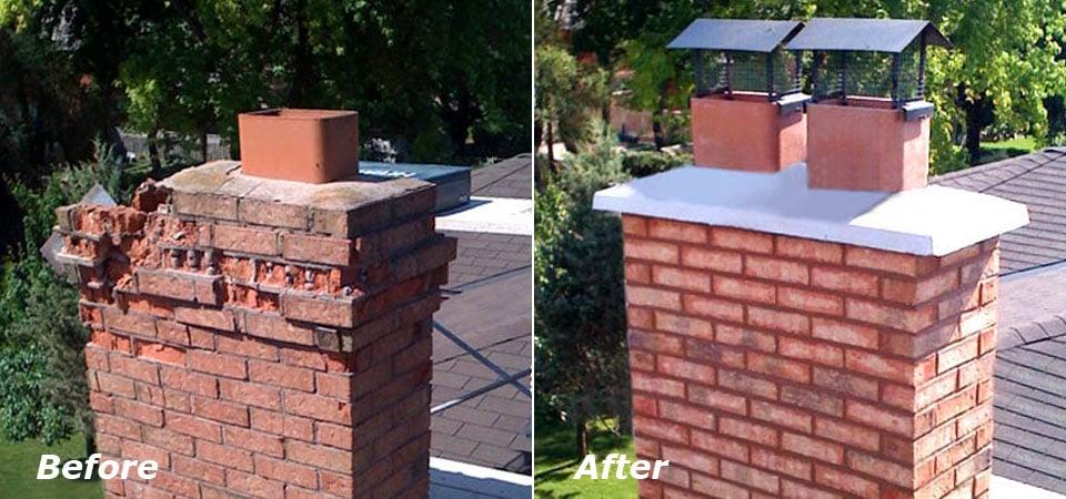 Chimney Repair Amp Chimney Rebuild By 3g Home Exteriors